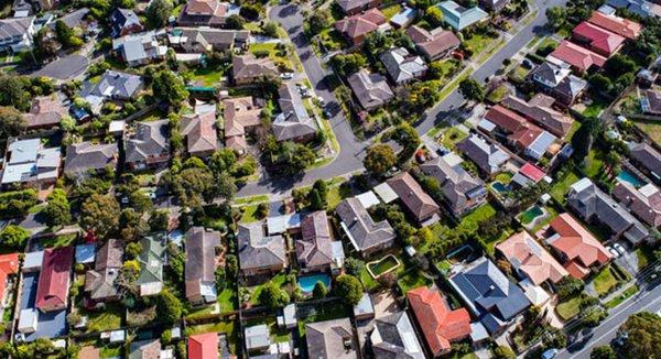 Australian suburbs